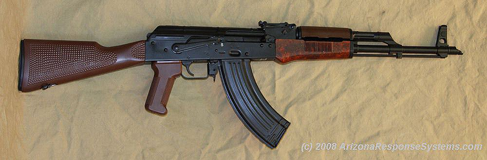 METACOL III™ Satin Black. ARS built clone of an East German MPi-KM (AKM)